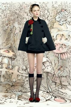 RED Valentino Fall 2013 - Hansel & Gretel Collection