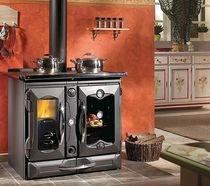 Wood burning traditional range cooker SUPREMA DSA Broseley Fires.
