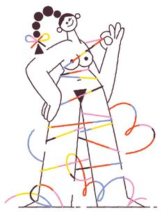 ilustración de Justyna Stasik