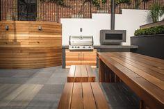 Kitchen garden by Robert hughes