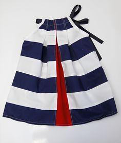 Girl skirt sewing tutorial