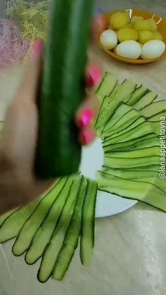Food Decoration, Kids Meals, Asparagus, Good Food, Salad, Vegetables, Instagram, The Originals, Tasty Kitchen