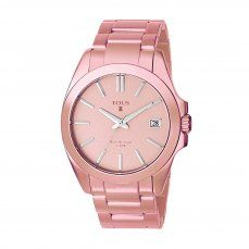 Official website of TOUS Jewelry, with over 370 stores worldwide. Chic, practical and easy to wear jewelry, fashion and accessories. Stylish Watches, Cool Watches, Watches For Men, Ladies Watches, Wrist Watches, Purple Necklace, Quartz Necklace, Essential Oil Jewelry, Watch Engraving