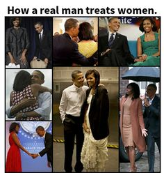 Our wonderful President & First Lady  <3