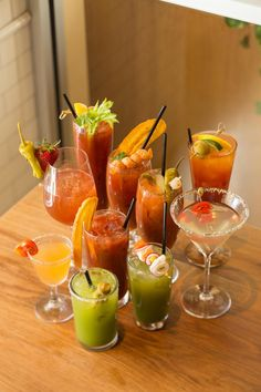 10 Bloody Mary Recipes Inspired By Global Cities   Fox News Magazine