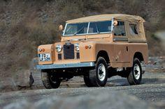 1967 Land Rover