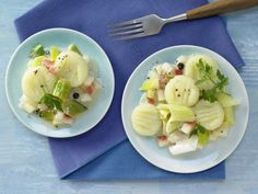 Leichtes Kartoffelnocken Rezept | EAT SMARTER
