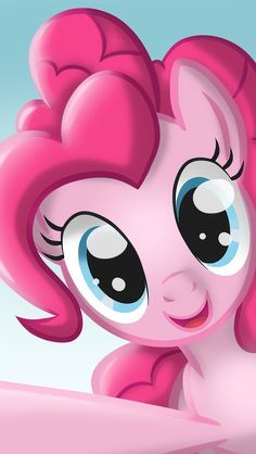 Pinkie pie is so cute 😍😍😍😍😍😍. Ini Like Pinkie pie! Cumple My Little Pony, My Little Pony Party, Mlp My Little Pony, My Little Pony Friendship, Pinkie Pie Party, My Little Pony Wallpaper, Imagenes My Little Pony, Pies Art, My Little Pony Characters