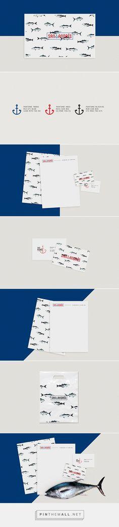San Andres Branding on Behance | Fivestar Branding – Design and Branding Agency & Inspiration Gallery