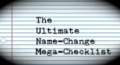 THE ULTIMATE POST WEDDING NAME CHANGE CHECKLIST | MN Wedding Photography | Minneapolis Wedding Photographers | Engagement Photographer