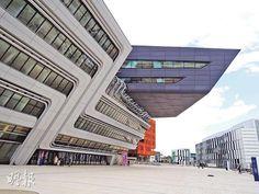 Zaha Hadid - Library and Learning Centre