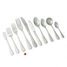 Save a little on the cutlery with the Marina line & splurge on everything else!