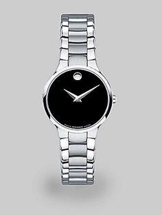 Movado Stainless Steel Serio Watch  (mom)