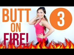 08JUL13 Butt on Fire   POP Pilates. You will be hurting while doing these moves! Awesome routine!