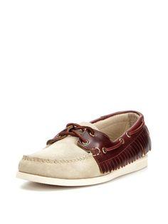 Sebago Mohican Boat Shoe. Love it