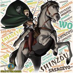 Attack On Titan Art, Digital Image, Animation, Horses, Manga, Manga Anime, Manga Comics, Animation Movies, Horse