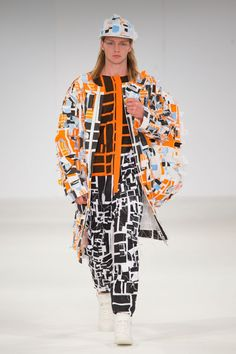 University Of East London Autumn/Winter 2015 Ready-To-Wear Collection   British Vogue