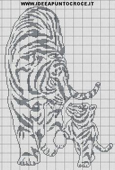 ru / Photo # 167 - Rare and beautiful scheme - Olgakam Beaded Cross Stitch, Crochet Cross, Cross Stitch Charts, Cross Stitch Designs, Cross Stitch Embroidery, Cross Stitch Patterns, Filet Crochet Charts, Crochet Stitches, Loom Patterns