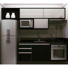 Home Decoration For Christmas Kitchen Room Design, Studio Kitchen, Kitchen Cabinet Design, Home Decor Kitchen, Kitchen Interior, Home Kitchens, Small Kitchenette, Small Space Bathroom, Minimalist Kitchen