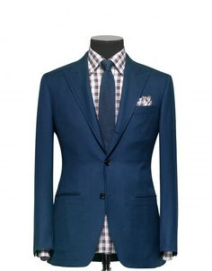 2P Suit, Dark Blue, 4222