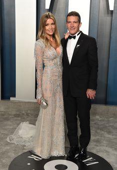 #Oscars red carpet dress by Pronovias #VanityFair