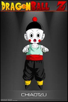 Dragon Ball Z - Chiaotzu SS by DBCProject