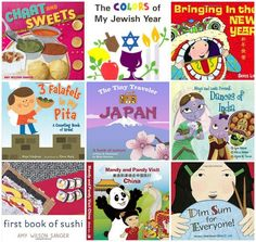 Board Books Asia- Board Books with Asian characters and stories. Perfect multicultural books for families and preschools who want to introduce cultural awareness. Introduce your baby or toddler to world cultures :) Toddler Books, Childrens Books, Jewish Year, Asian Books, Counting Books, Kids Around The World, Global Citizen, Fiction And Nonfiction, Book Activities