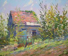Dipinti Murali E Pittura Ad Ago : Fantastiche immagini su pittura olio c art impressionism e