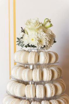 Elegant Gold + White Baptism Party via Kara's Party Ideas KarasPartyIdeas.com #goldandwhitebaptismdesserttable (6)