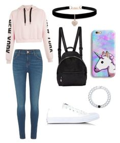 Untitled #3 by hannahefoster233 on Polyvore featuring polyvore, fashion, style, River Island, Converse, STELLA McCARTNEY, Lokai, Betsey Johnson and clothing