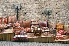 this is my favorite style of seating area!!!