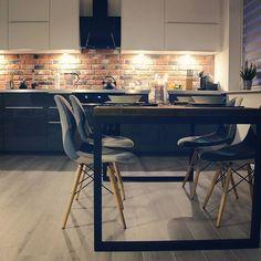Home sweet home  #home #kitchen #industrial #interior #homesweethome #interiordesign #softloft