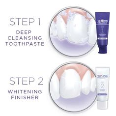 Amazon.com: Crest 3D White Brilliance Daily Cleansing Toothpaste and Whitening Gel System, 2.3 oz: Beauty