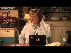 Mrs Brown Tries a Search Engine - Mrs Brown's Boys