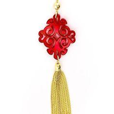 Rojo que te quiero rojo #resin #paradise