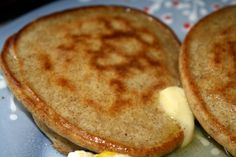 Grain free apple cider pancakes #paleo
