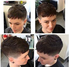 Layered Pixie Hairstyle - Summer Haircut Ideas 2016