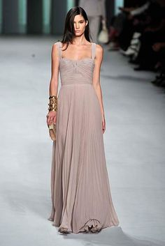 ellie saab in grey