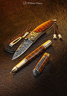 The Pen & the Sword by William Henry Studio, via Flickr