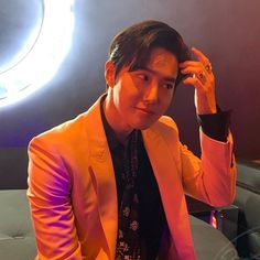 That's right my type Exo Chen, Suho Exo, Color Cielo, Kim Junmyeon, Exo Members, Picture Collection, What Is Life About, Super Junior, Attack On Titan