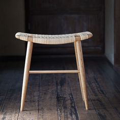 M.A Stool no.3 by Maruyama Woodworks