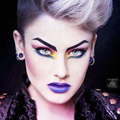 #makeup #art #editorial