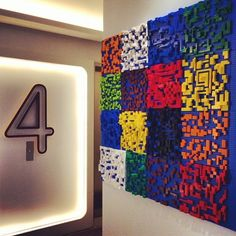 New York City Hotel Offers Free Rooms To Guests Who Make Creative LEGO Artwork - DesignTAXI.com