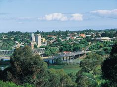 Murray Bridge is a city in the Australian state of South Australia, located 76 kilometres east-southeast of the state's capital city, Adelaide. The city was originally known as Mobilong and later as Edwards Crossing, before being renamed as Murray Bridge in 1924.