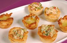 Arabic Food Recipes: Toast stuffed with chicken recipe