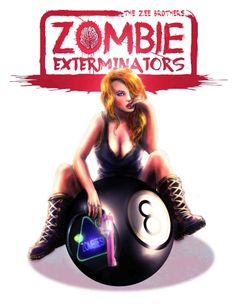 """Check out our review of Grivante's zombie book, """"The Zee Brothers: Zombie Exterminators - The Curse of the Zombie Omelete Vol. 1""""  Humor, gore, zombie slaying and just the right touch of innuendo! http://www.zombiegift.com/zombie-blog/2016/01/05/the-zee-brothers-zombie-exterminators-curse-of-the-zombie-omelet-book-review/"""