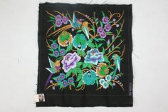 This colourful fashion fabric is made from Hill tribe in Northern Thailand. This fabric can be used as tapestries, bags, pillows, make into dresses and anything you can put together.
