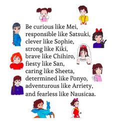 Be Miyazaki Primeur by LiveLooveLaughh #Miyazaki Studio Ghibli Movie List, Studio Ghibli Quotes, Art Studio Ghibli, Studio Ghibli Tattoo, Studio Ghibli Characters, Wallpaper Studio, Studio Ghibli Background, Hayao Miyazaki, Castle Tattoo