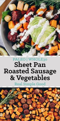 Easy Whole 30 Recipes, Best Gluten Free Recipes, Paleo Recipes, Real Food Recipes, Paleo Ideas, Savoury Recipes, Gluten Free Sides Dishes, Healthy Side Dishes, Side Dish Recipes
