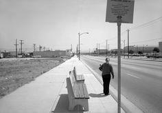 Anthony Hernandez, N. Hollywood way, Burbank, 1979